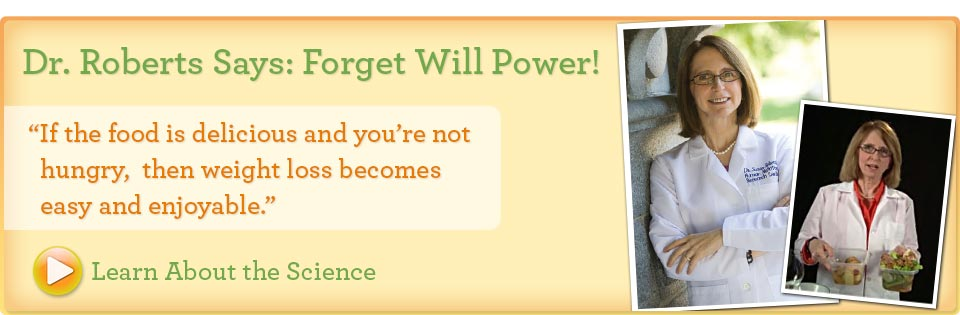 Forget Willpower