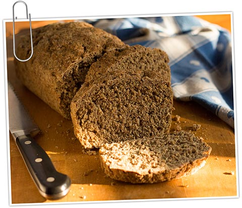 iDiet Soda Bread