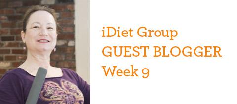 Debra's iDiet Weight Loss Group Journal: Week 9
