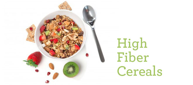 8 Best High Fiber Cereals for Weight Control